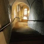 stairway chapel of grace mariastein