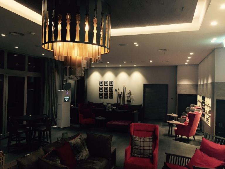 Davos Mountain Hotel AMERON