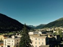 View from the Ameron in Davos