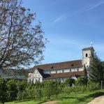 north view basilica mariastein