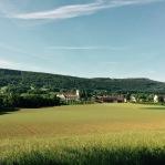 nature fields basilica abbey mariastein
