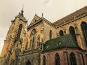 st martin's church in Colmar