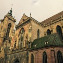 st martin's church in Colmar