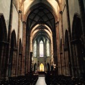 st martin's church colmar interior