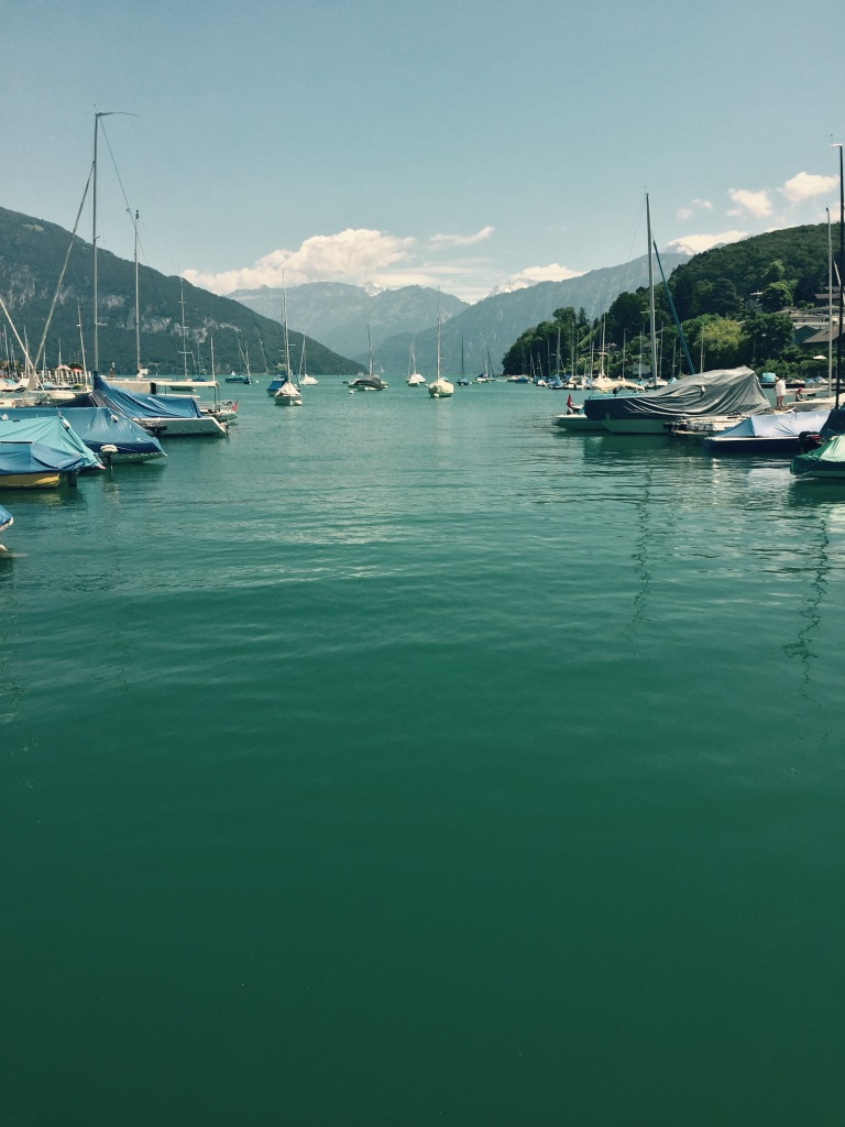 spiez harbor