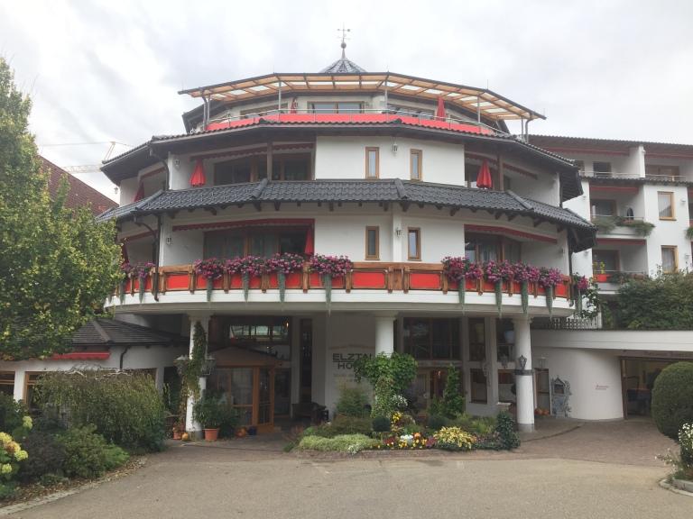 entrance elztal hotel