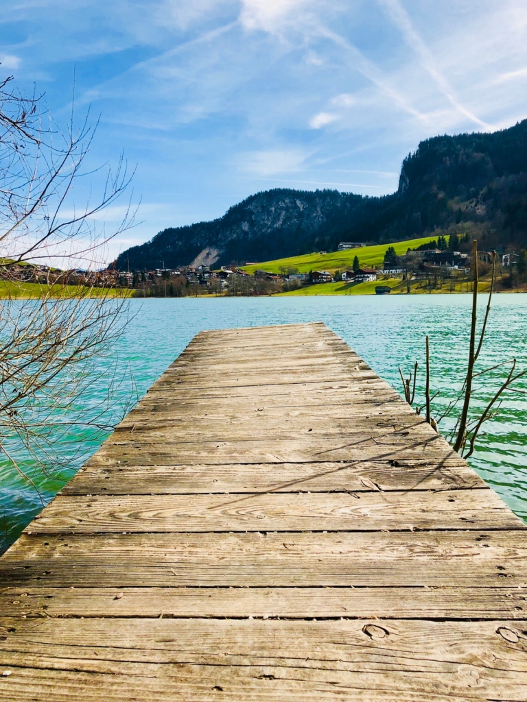 thiersee footbridge