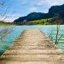 thiersee footbridge