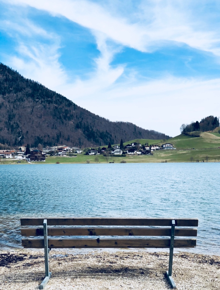 bench thiersee