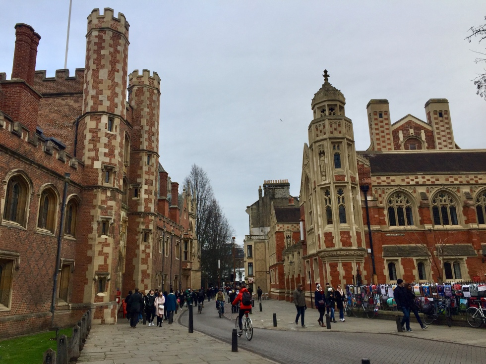 Cambridge is a city full of history, culture and beautiful architecture.